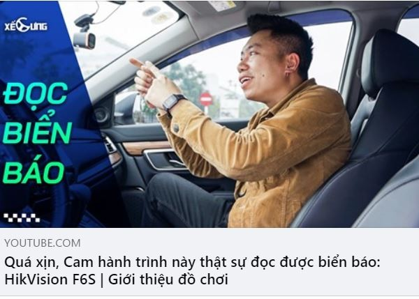 Xe Cung Review Hikdashcam